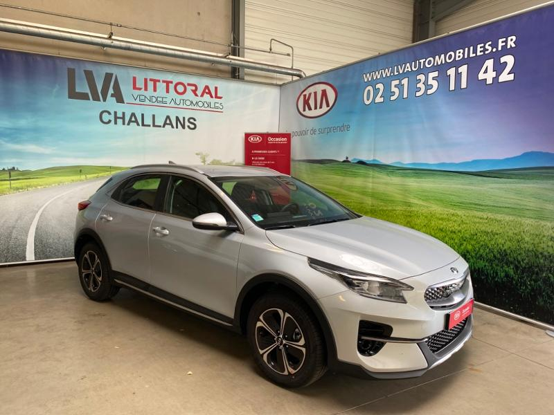 Kia XCeed 1.6 GDi 105ch + Plug-In 60.5ch Active DCT6 Hybride Gris Clair Métal Neuf à vendre