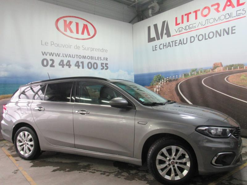 Fiat Tipo SW 1.6 MultiJet 120ch Easy Business S/S DCT Diesel GRIS COLOSSEO Occasion à vendre