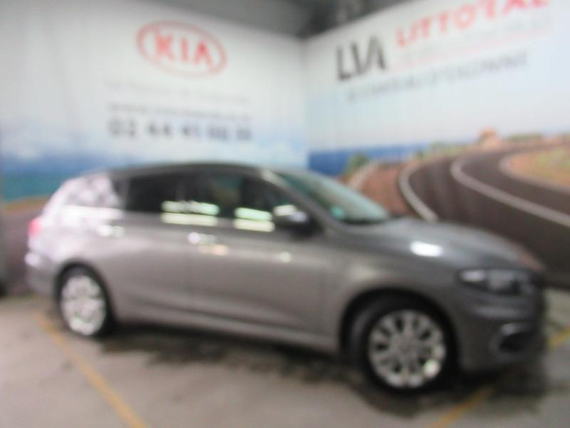 Fiat Tipo SW 1.6 MultiJet 120ch Easy S/S DCT Diesel GRIS COLOSSEO Occasion à vendre